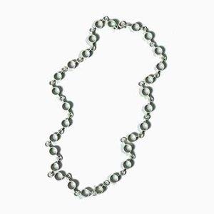 Collier de plata de Jorma Laine