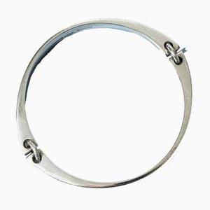 Silbernes Armband von Bent Gabrielsen Pedersen