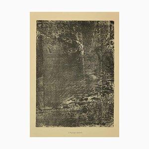 Jean Dubuffet - Japanese Landscape - Original Lithograph - 1959