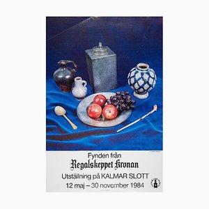Unknown - Vintage Poster Fynden Fran - Offset Printing - 1984
