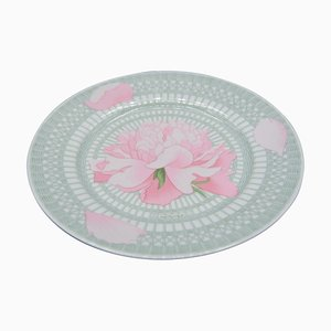 Hermès Pivoines Dinner Plate