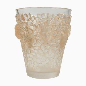 Silenes Vase by René Lalique