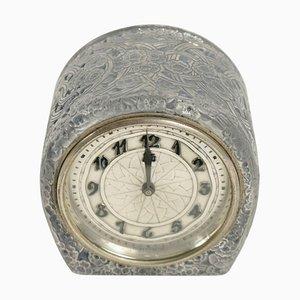 Eglantines Vase by René Lalique & Ato Pendulum