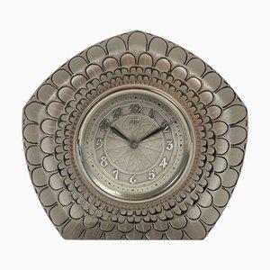 Dahlia Clock by René Lalique