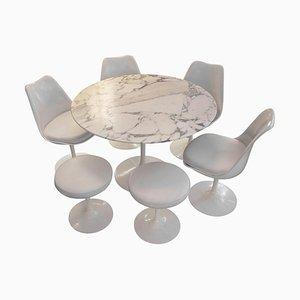 Table Tulip par Eero Saarinen & International Knoll