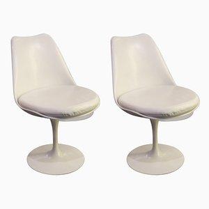 Tulip Swinging Chairs by Eero Saarinen for Knoll International, Set of 2
