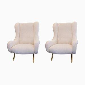 Senior Armchairs by Marco Zanuso for Arflex