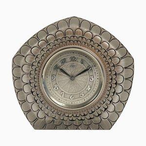 Dahlia Model ATO-1 Clock by René Lalique
