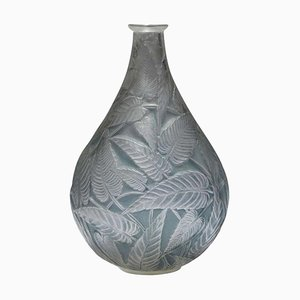 Sage Vase by René Lalique, 1923