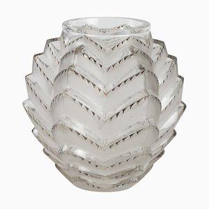 Soustons Vase by René Lalique