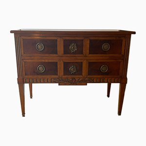 Vintage Louis XVI Style Chest of Drawers