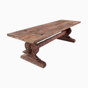 Tavolo da refettorio, XIX secolo