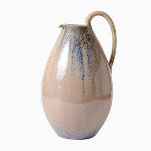 Brocca in ceramica di Wendelin Stahl, Germania, anni '70