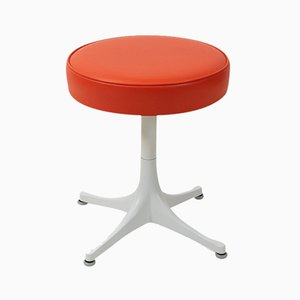 Swivel Pedestal Stool by George Nelson for Herman Miller, 1960s