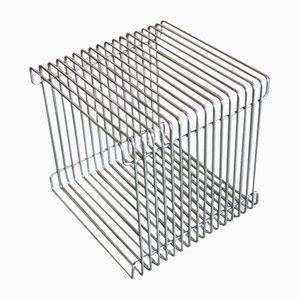 Mensola Pantonova cubica di Verner Panton per Fritz Hansen, anni '70