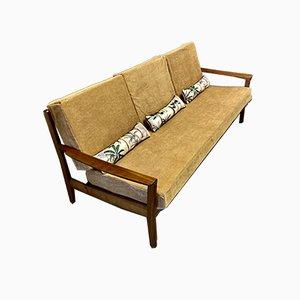 Skandinavisches 3-Sitzer Sofa, 1950er