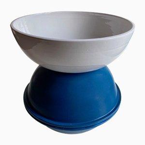 Blaue Vase von Meccani Studio für Meccani Design, 2019
