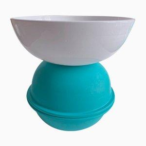 Grüne Vase von Meccani Studio für Meccani Design, 2019