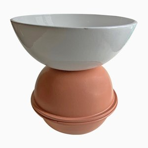 Pinke Vase von Meccani Studio für Meccani Design, 2019