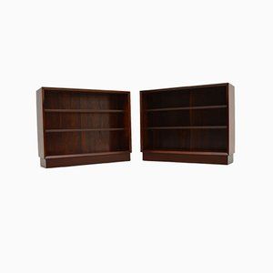 Danish Bookshelves by Poul Cadovius, 1960s, Set of 2