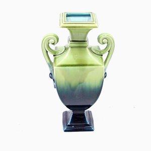 Schwedische Art De Nouveau Creamware Vase von Rörstrand, 1910er