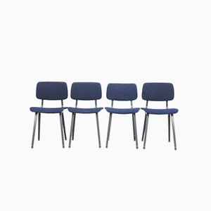 Revolt Chairs by Friso Kramer for Ahrend De Cirkel, 1964, Set of 4