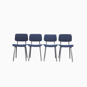 Revolt Stühle von Friso Kramer für Ahrend De Cirkel, 1964, 4er Set