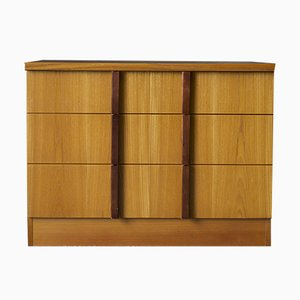 Teak Chest of Drawers by E Gomme for G Plan, 1960s