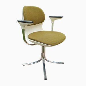 No. 7034 Swivel Chair from Stoll Giroflex, 1970s