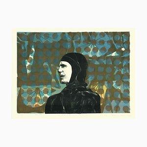Modern Lithografie von Piotr Panasiewicz, 2020