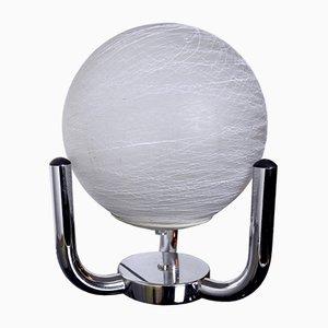 Italienische Sphere Tischlampe von Gaetano Sciolari für Sciolari, 1970er