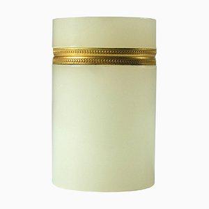 Vintage Murano Glasdose von Opalde de Murano, 1960er