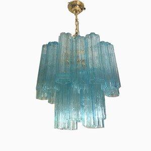 Tronchi Sputnik Murano Glass Chandelier from Italian Light Design