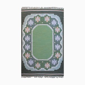 Scandinavian Carpet by Anna Johanna Angstrom, 1970s