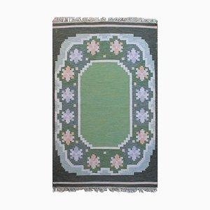 Skandinavischer Teppich von Anna Johanna Angstrom, 1970er