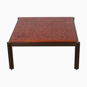 Scandinavian Coffee Table by Gorm Lindum & Rolf Middelboe for Tranekær Furniture, 1970s