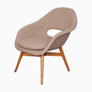 Lounge Chair by Miroslav Navratil for Vertex, 1960s