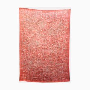 Czech Wool Carpet, 1960s