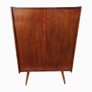 Vintage Scandinavian Style Cabinet, 1960s or 1970s