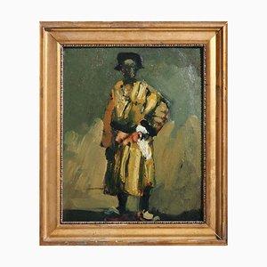 Fine Painting of Man, 19th Century