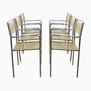 Spaghetti Stühle von Giandomenico Belotti für Alias, 1970er, 6er Set