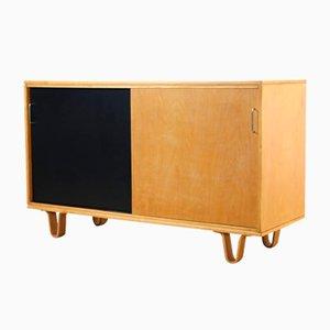 Credenza modello DB51 in legno di betulla di Cees Braakman per Pastoe