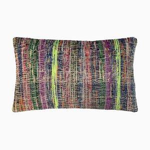Kilim Lumbar Cushion Cover 12x20