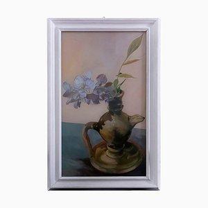 Peinture à l'Huile Roberto De Francisci - Nature Morte - 2011