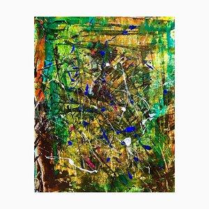 Peinture Laura Placa - Autumn - Original Painting on Canvas - 2010s