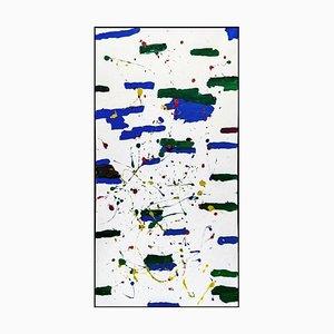 Laura Placa - Rectangles - Originalgemälde auf Leinwand - 2010er
