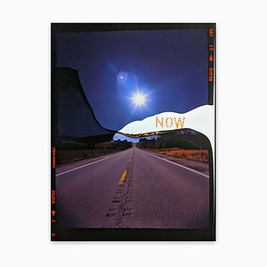 Jetzt Canyon Road, Abstrakte Fotografie, 2020