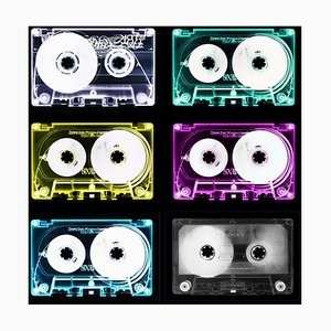 Tape Collection - Contemporary Pop Art Color Photography 2017