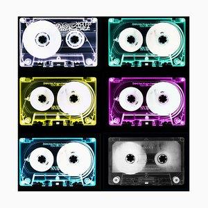 Tape Collection - Zeitgenössische Pop Art Farbfotografie 2017