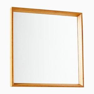 Oak Framed Mirror
